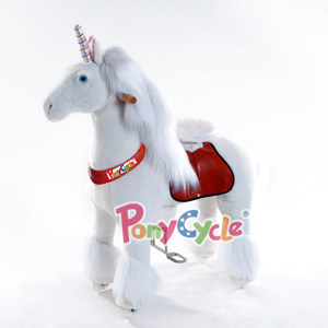 Picture of unicorn Ride on Pony cycle
