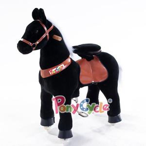 Black horse medium